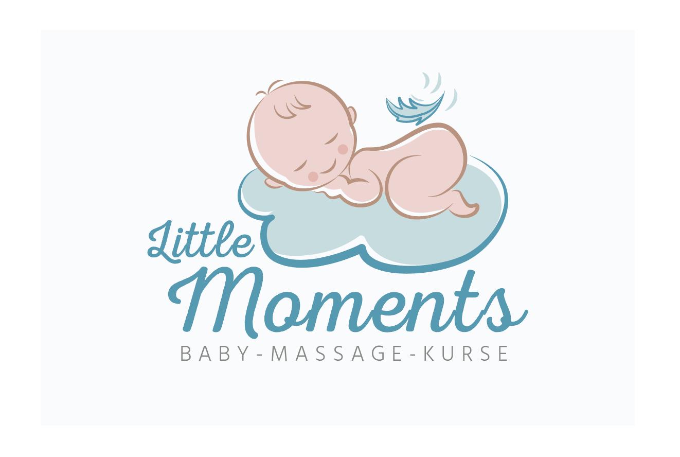Logo Visitenkarte Für Kursgeberin Für Baby Logo