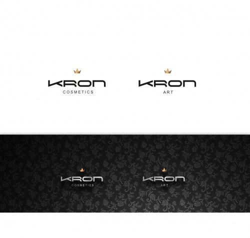 LOGO kron cosmetics / kron art