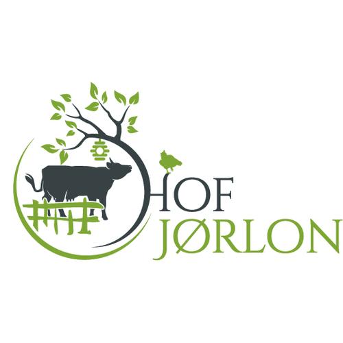 Logo-Design für Hof mit Direktvermarktung