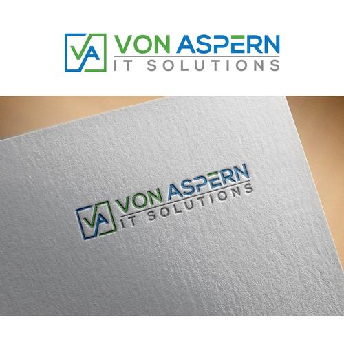 Logo-Design für IT-Dienstleistungen
