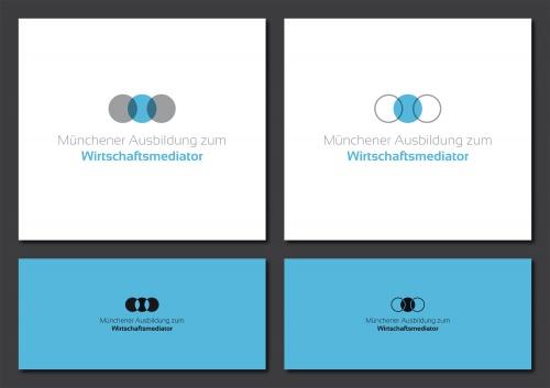 Logo voor de opleiding als business mediator