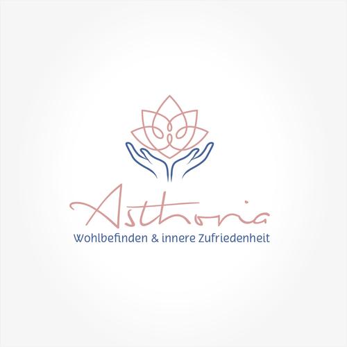 Hochwertiges Logo-Design für Energiebehandlung