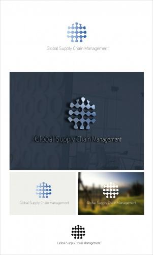 Logo für globalen Unternehmensbereich
