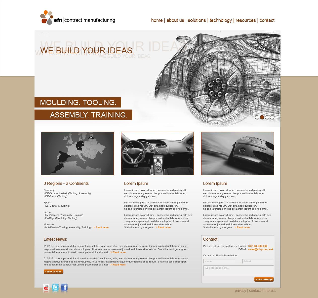 Design #40 de AzoroMediaSolutions