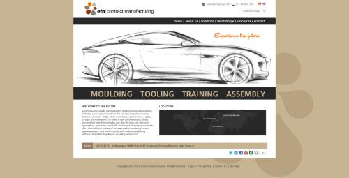 corporate (consortium) re-design