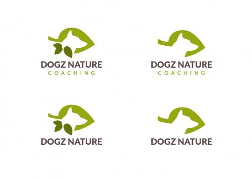 Logo-Design für Mensch-Hund-Coach mit Schwerpunkt Verhalten/Gesundheit/Ernährung des Hundes