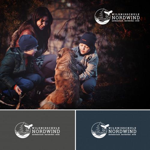 Logo-Design für Wildnisschule gesucht