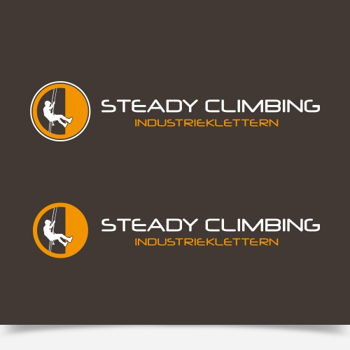 Firmenlogo Steady Climbing Gmbh Logo Design Designenlassende