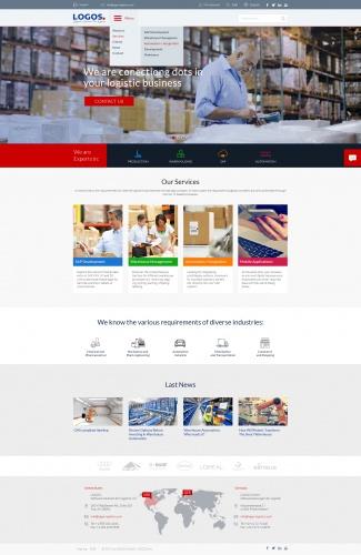 Neue Website fuer Software-Firma (CMS: Joomla, Responsive Design)