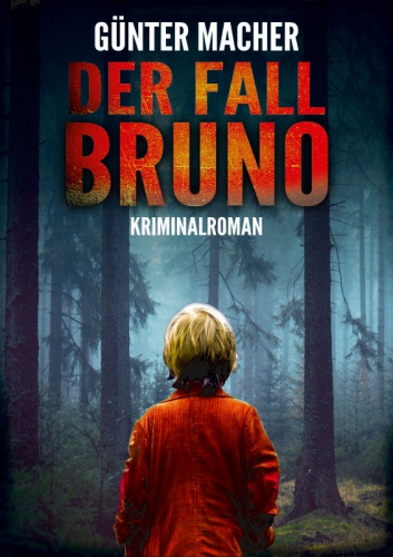 Buch-/E-Book-Cover für Der Fall Bruno