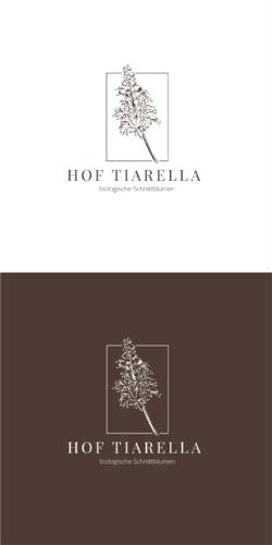 Logo-Design für Floristik