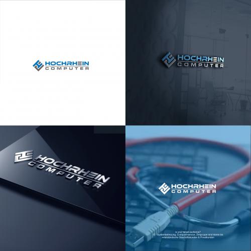 Logo-Design für IT - Systembetreuung