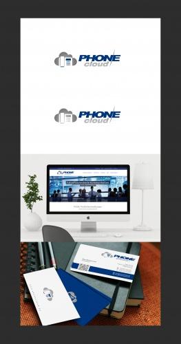 Logo-Design für PHONE Cloud-Logo