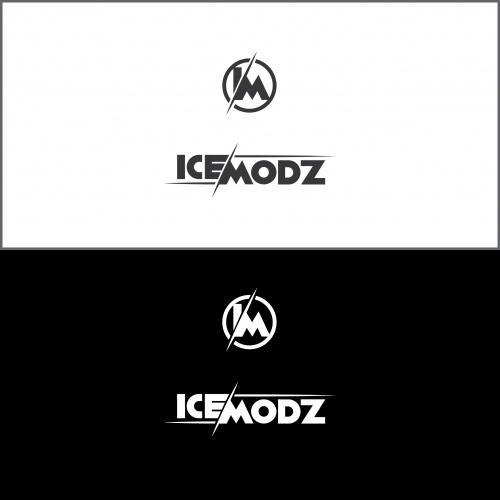 Logo-Design für  IceModz (IceModz.de)