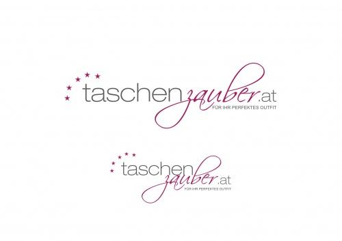 Logo fr Online Taschenshop
