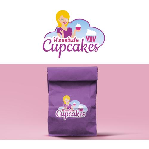 Logo-Design für vegane Backwaren (Cupcakes, Cookies, Muffins, etc.)