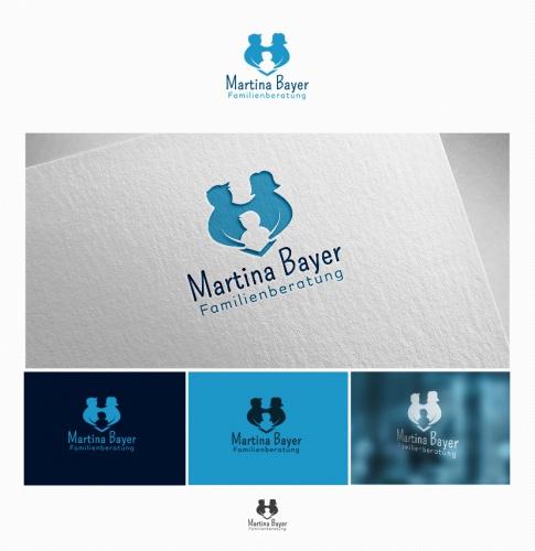 Familien- Paarberatung sucht geradliniges Logo