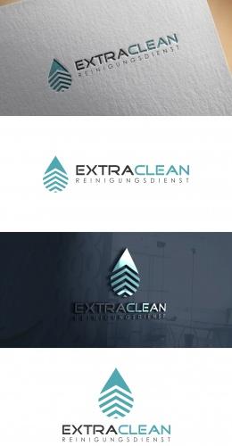 Logo-Design für Reinigungsdienst