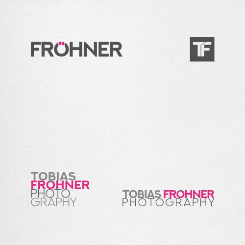 Logo-Design für Werbefotografie