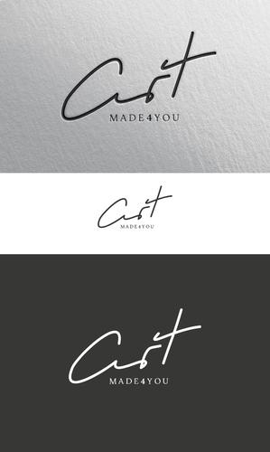 Logo-Design für Mal-Atelier