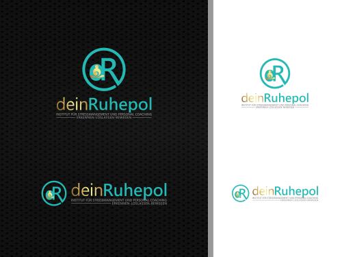Logo-Design für ein Institut für Stressmanagement und Personal Coaching