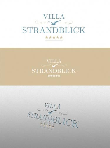 Logo-Design für Strandvilla