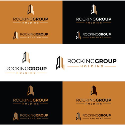 Logo-Design für Verwaltung der eigenen Tochtergesellschaften / Management Holding