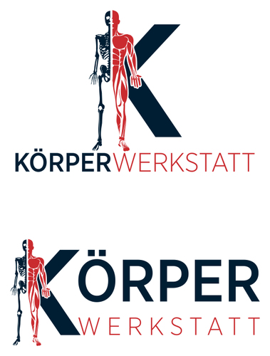Gemeinschaftspraxis für Physiotherapie und Osteopathie sucht Logo-Design