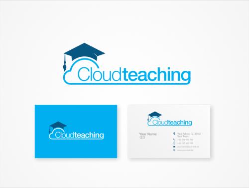 Logo-Design für cloudteaching