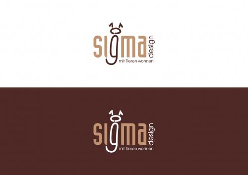 Logo voor menselijke en dierlijke interieurs