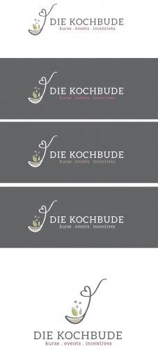 Logo-Design für Die Kochbude