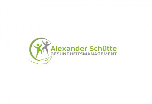 LOGO GESUCHT! Gesundheitsmanagement Alexander Schütte