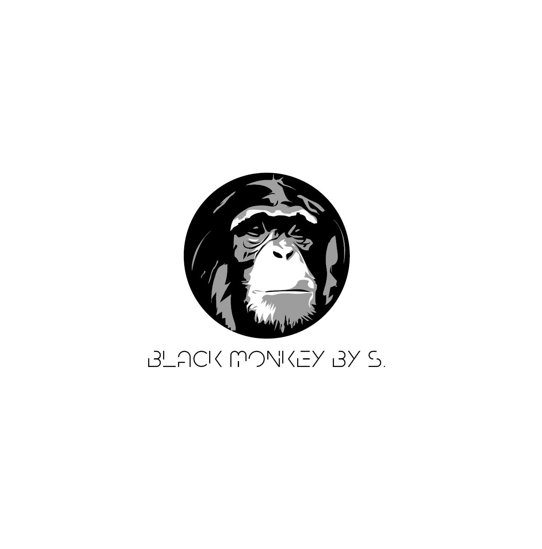 Logo-Design für black monkey by s.