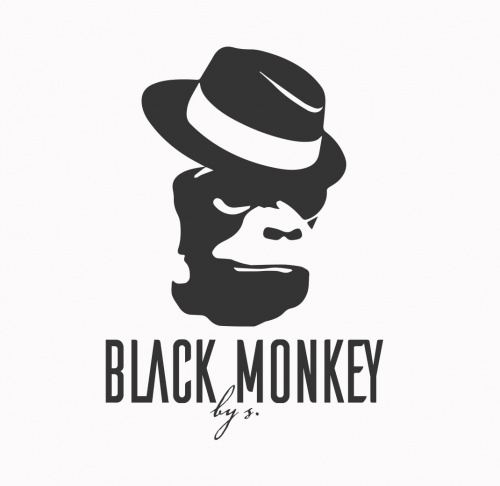 Logo-Design für black monkey by s.