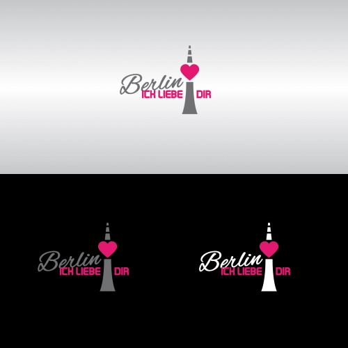 Logo-Design für Blog aus Berlin