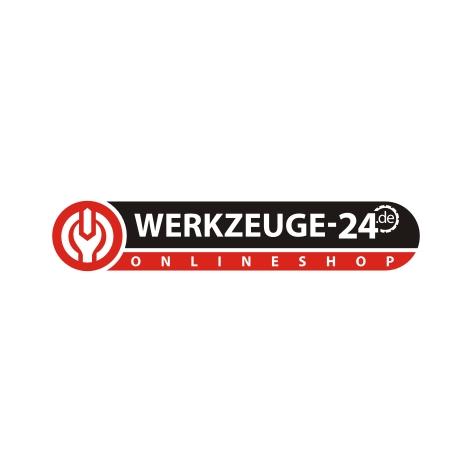 Logo voor gereedschap winkel
