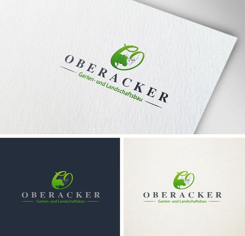 Logo & Visitenkarte für Gärtnermeister
