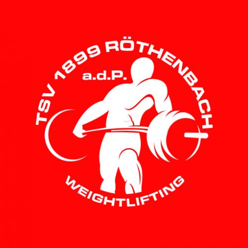 Logo-Design als Rückenaufdruck für Sportverein (Gewichtheben) gesucht