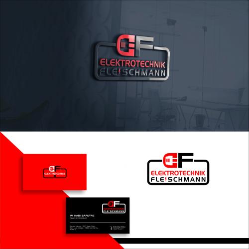 Logo-Design für Elektroinstallationsunternehmen
