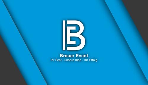 Veranstaltungsservice für Firmenfeste sucht Logo & Visitenkarte