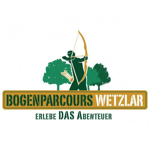 Logo-Design für Bogenparcours Wetzlar