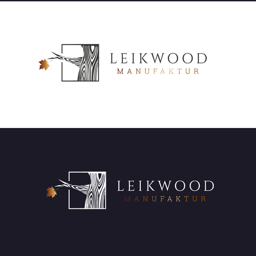 Logo-Design für Möbel-Manufaktur