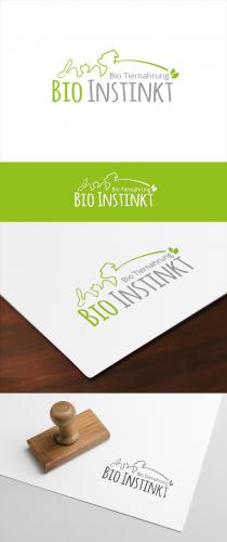 Logo-Design für Bio Tiernahrung