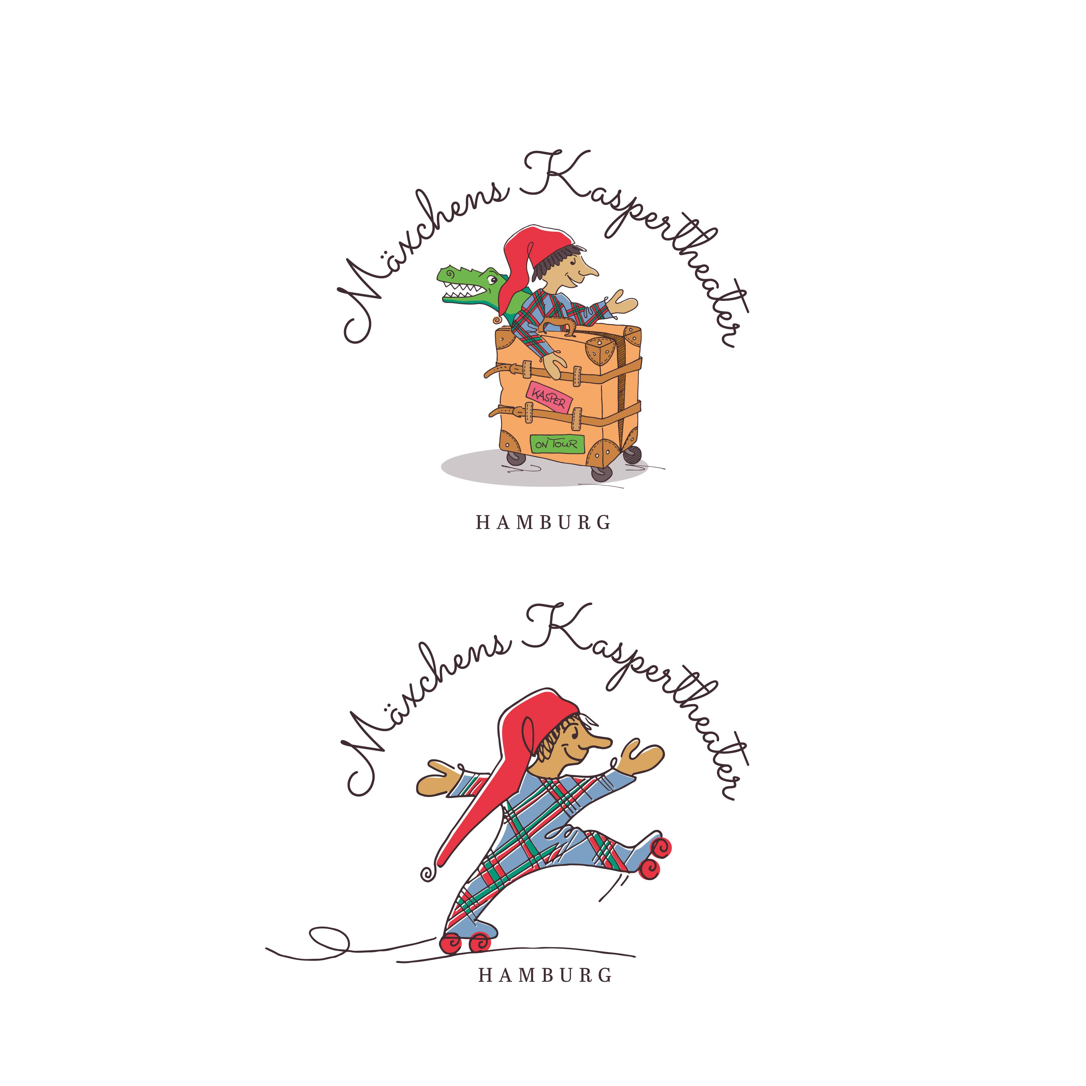 Logo-Design für ein mobiles Kaspertheater
