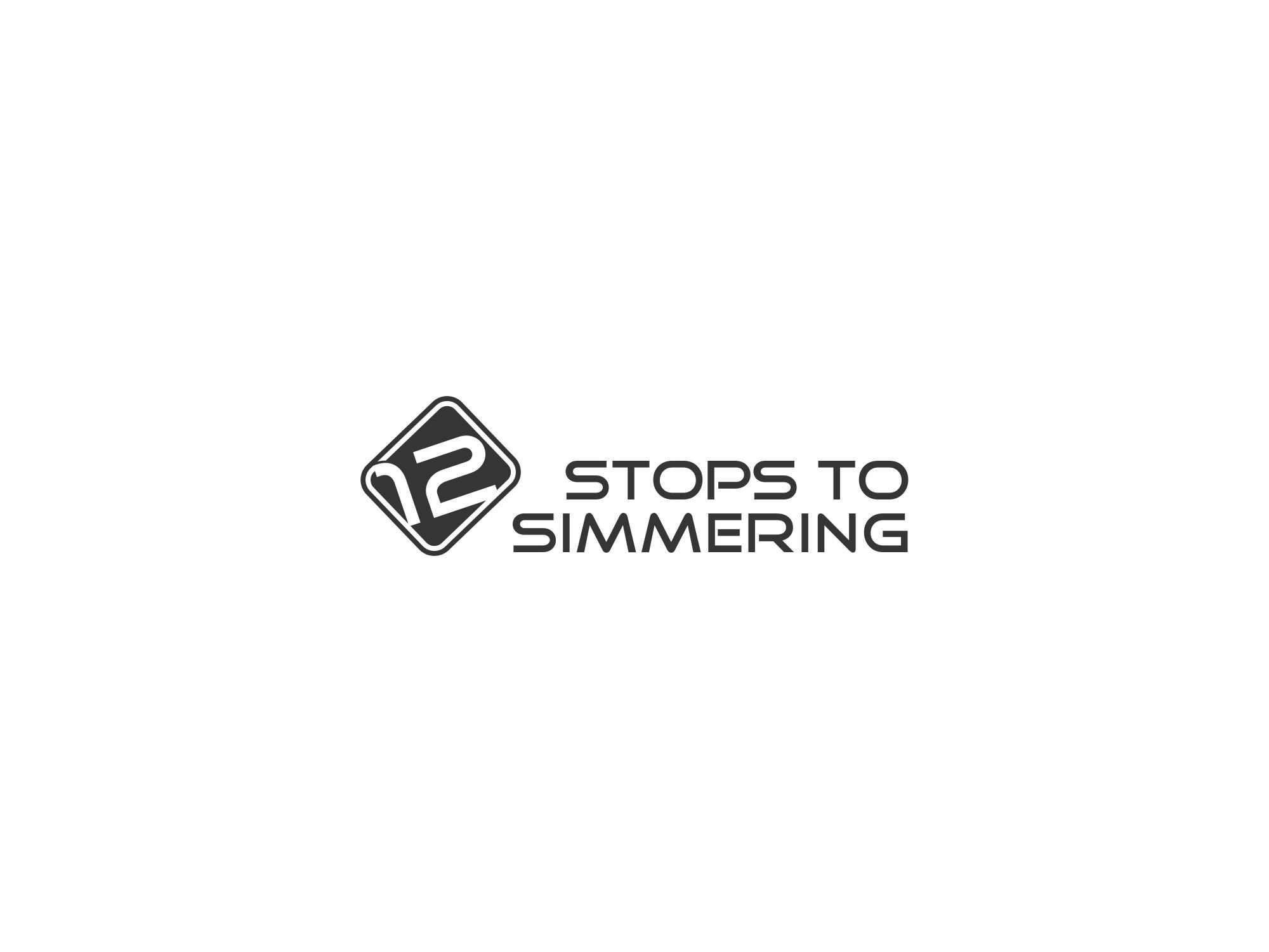 Logo-Design für 12 Stops to Simmering