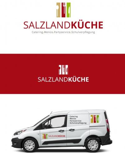 Logo-Design für Catering