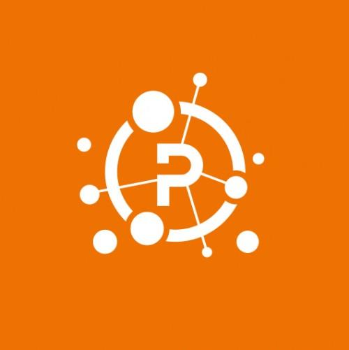 Logo-Design für partizipative Plattform für Wissensaustausch