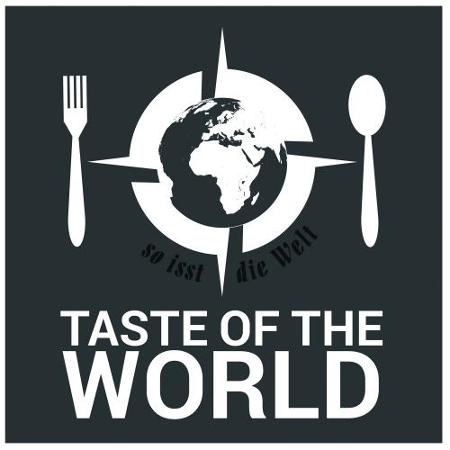 Logo-Design für Reise-/Kochblog
