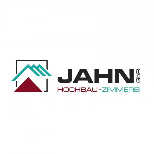 Logo-Design für Hochbau & Zimmerei