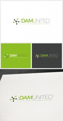 IT-Dienstleister DAM United suchen Logo, VK, BP